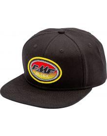 FMF Local Snapback Cap Black
