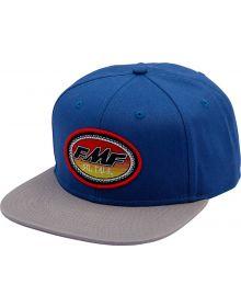 FMF Local Snapback Cap Blue