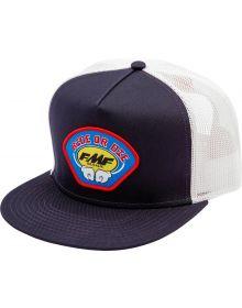 FMF Ride or Die Snapback Cap Navy