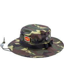 FMF Titles Snapback Hat Camo