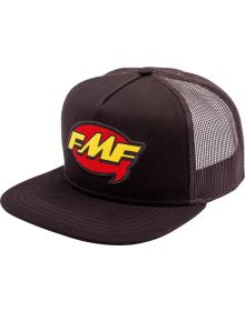 FMF Think Snapback Cap Black