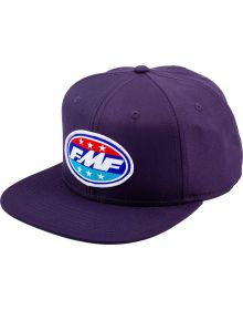 FMF United Snapback Cap Navy