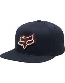 Fox Racing Ingratiate Snapback Hat Midnight