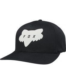 Fox Racing Traded Flexfit Hat Black