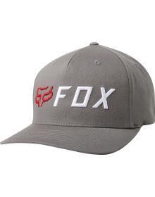 Fox Racing Cut Off Flexfit Hat Pewter