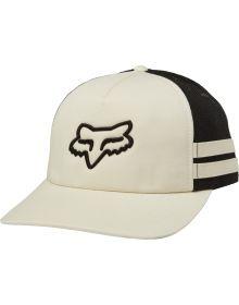 Fox Racing Head Trik Womens Trucker Hat Bone