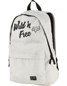 Fox Racing Pit Stop Womens Backpack Bone