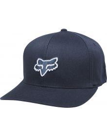 Fox Racing Legacy Flexfit Hat Navy