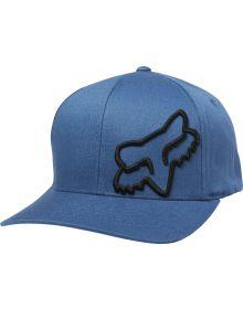 Fox Racing Flex 45 Flexfit Hat Dusty Blue
