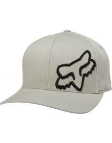 Fox Racing Flex 45 Flexfit Hat Steel Grey