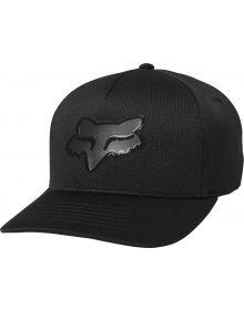 Fox Racing Stay Glassy FlexFit Hat Black