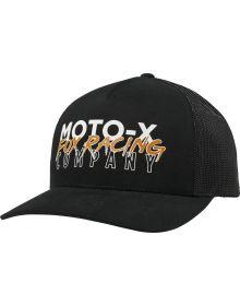 Fox Racing Rampage Trucker Womens Hat Black