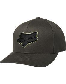 Fox Racing Epicycle Flexfit Hat Black Vintage