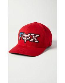Fox Racing Live Free Flexfit Cap Chili