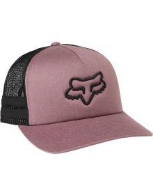 Fox Racing Boundary Womens Trucker Cap Purple Haze