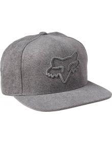 Fox Racing Instill 2.0 Snapback Cap Gray