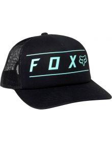 Fox Racing Pinnacle Womens Trucker Cap Black