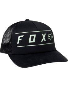 Fox Racing Pinnacle Womens Trucker Cap Sage