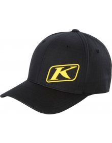 Klim 2019 K Corp Flexfit Hat Black