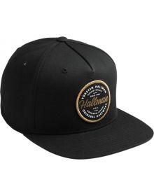 Thor 2020 Hallman Traditions Hat Black