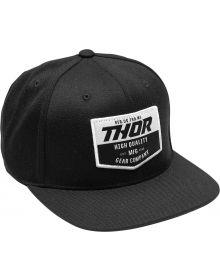 Thor 202 Hallman Chevron Hat Black