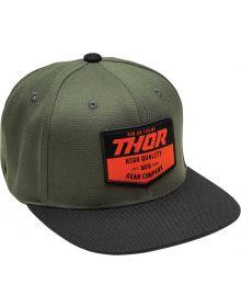 Thor 202 Hallman Chevron Hat Black/Military