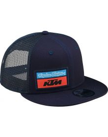 Troy Lee Designs KTM 2020 Stock Snapback Hat Navy