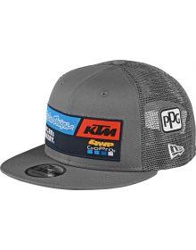Troy Lee Designs KTM 2020 Snapback Hat Gray
