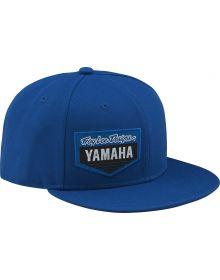 Troy Lee Designs Yamaha L4 Snapback Cap Blue