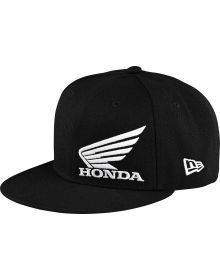 Troy Lee Designs Honda Wing Cap Black