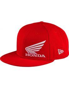 Troy Lee Designs Honda Wing Cap Red