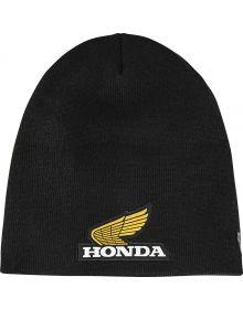 Troy Lee Designs Honda Wing Beanie Black