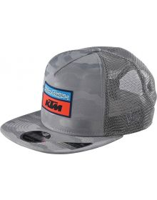 Troy Lee Designs KTM Team Camo LE Hat Gray
