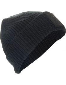 509 Cuff Patch Beanie Black