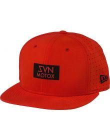 Seven MX Futura Snapback Hat Red