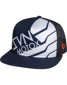 Seven EXO Youth Snapback Hat Navy