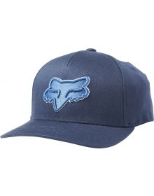 Fox Racing Epicycle 110 Youth Snpaback Hat Navy/White