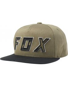 Fox Racing Posessed Snap Youth Hat Camo