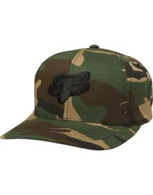 Fox Racing Legacy Youth Flexfit One Size Hat Camo