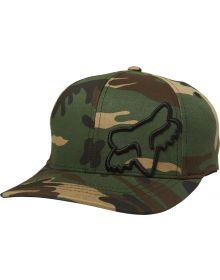 Fox Racing Flex 45 Youth Flexfit Hat Camo