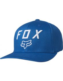 Fox Racing Legacy Moth 110 Youth Cap Royal Blue