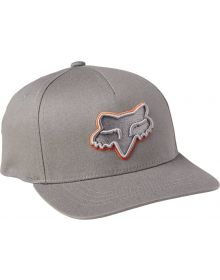 Fox Racing Epicycle 110 Youth Cap Pewter