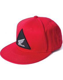 Factory Effex Honda Youth Tri Hat Red