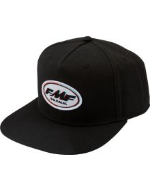 FMF Double Vision Youth Snapback Cap Black
