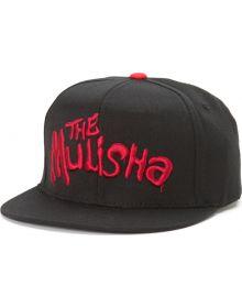 Metal Mulisha The Mulisha Youth One Size Cap Black/Red