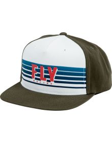 Fly Racing Kinetic Youth Hat Grey