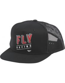 Fly Racing Dimensions Youth Hat Black