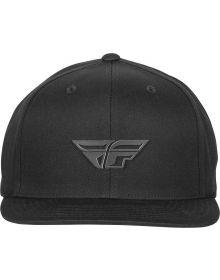 Fly Racing Weekender Snapback Youth Hat Black