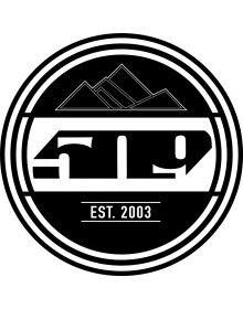 509 Est. Sticker 8in