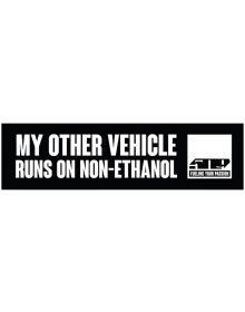 509 Other Vehicle Bumper Sticker Black 12 inch